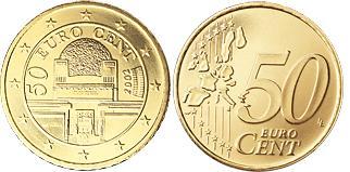 Oostenrijk 50 Cent