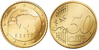 Estland 50 cent