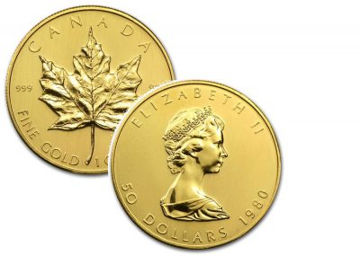 Gold Coins Canada