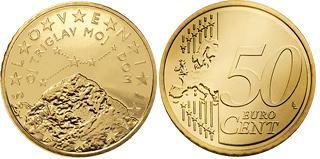 Slovenie 50 Cent