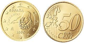 Spanje 50 Cent