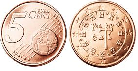 Portugal 5 Cent