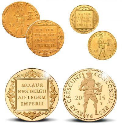 Dukaat Enkel Gold