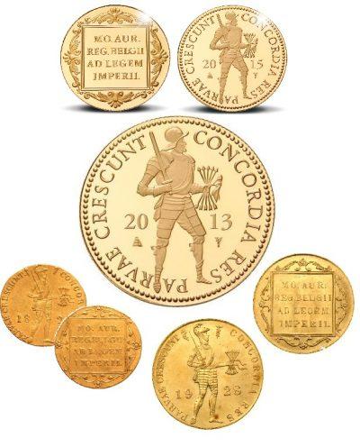 Netherlands Gold Coins Dukaten