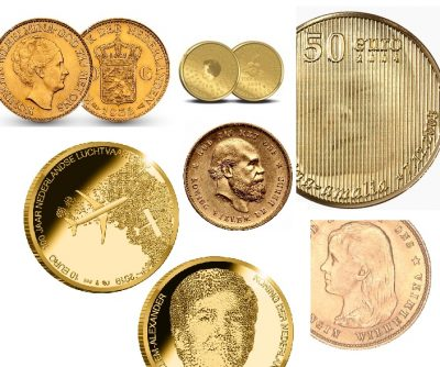 Gold Coins Netherlands