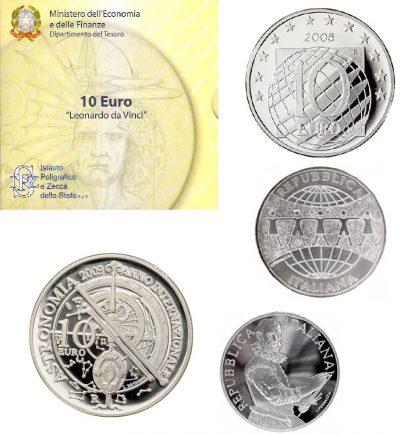 Italie 10 Euro