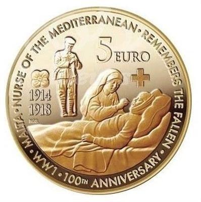 Malta 5 Euro
