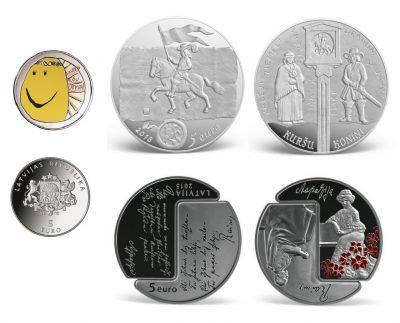 Letland 5 Euro