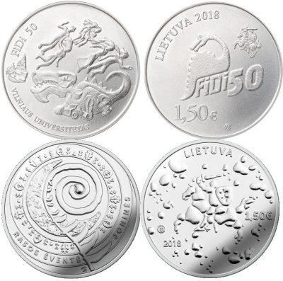 Litouwen 1,50 Euro