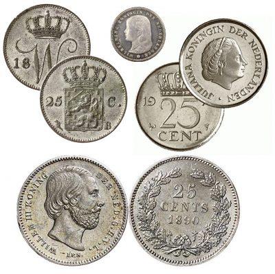 Nederland 25 Cent