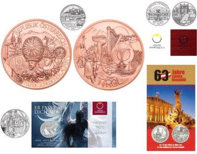 Oostenrijk 10 Euro