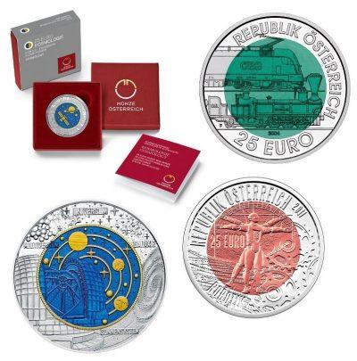 Oostenrijk 25 Euro