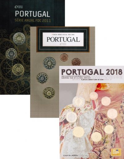 Portugal Fdc Sets