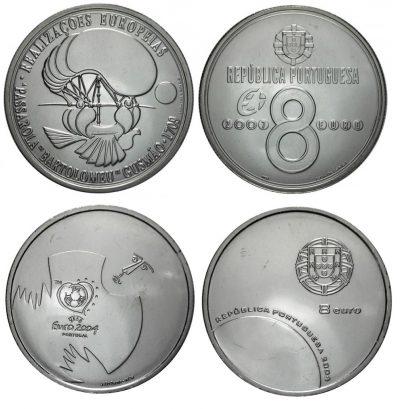 Portugal 8 Euro