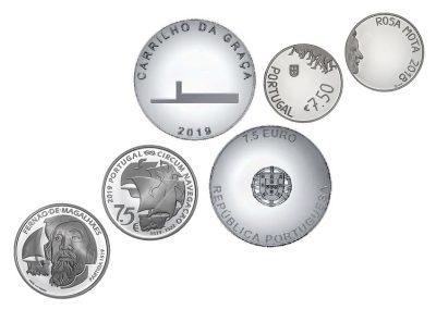 Portugal 7½ Euro