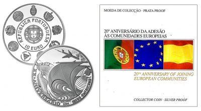 Portugal 10 Euro
