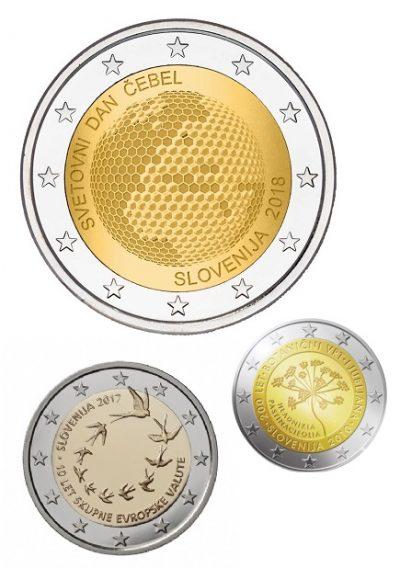 Slovenie 2 Euro Speciaal