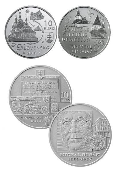 Slowakije 10 Euro