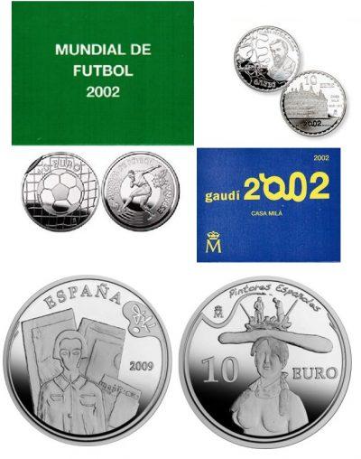 Spanje 10 Euro