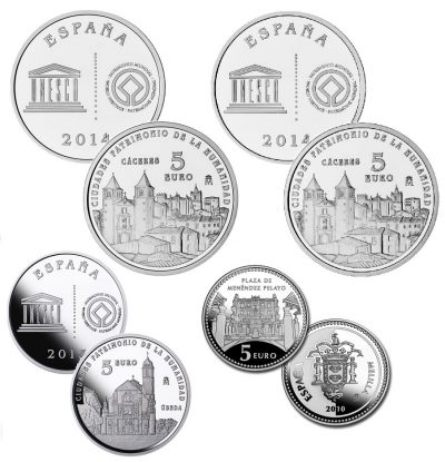 Spanje 5 Euro