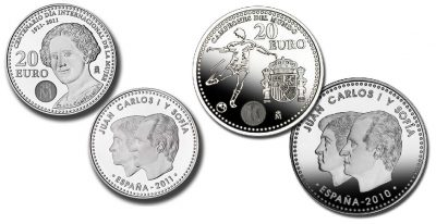 Spanje 20 Euro