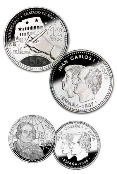 Spanje 12 Euro