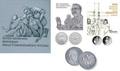 Vaticaan 10 Euro