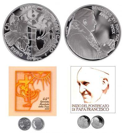 Vaticaan 5 Euro
