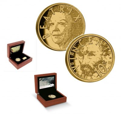 Netherlands Gold Coins 10 Euro