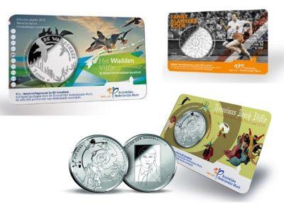 Nederland Coincards Bu