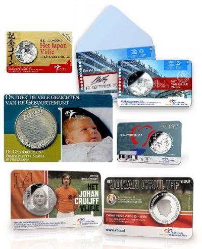 Nederland 5 Euro Coincard