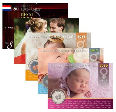 Nederland Bu Baby / Huwelijks / Kerst Sets