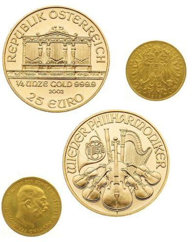Gold Coins Austria