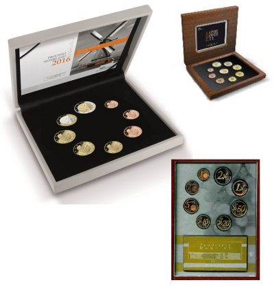 Nederland Euro Proof Sets