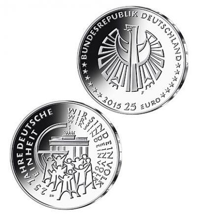 Duitsland 25 Euro