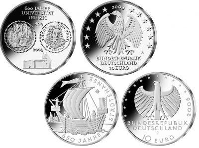 Duitsland 10 Euro