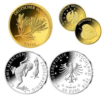 Duitsland 20 Euro