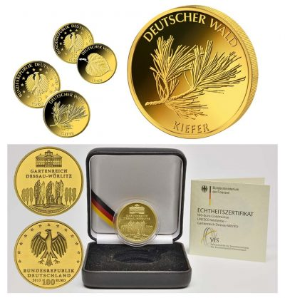 Gold Coins Germany