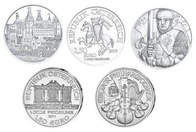 Oostenrijk 1½ Euro