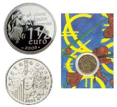 Frankrijk 25 Cent