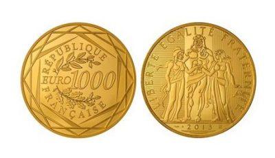 Frankrijk 1000 Euro