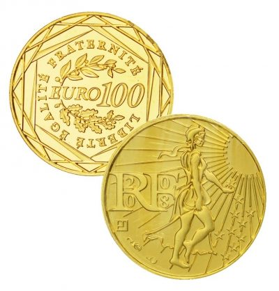 Frankrijk 100 Euro