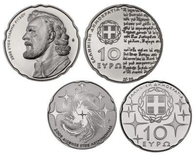 Griekenland 10 Euro