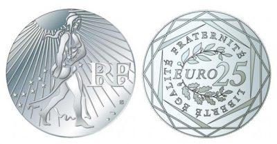 Frankrijk 25 Euro