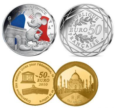 Frankrijk 50 Euro