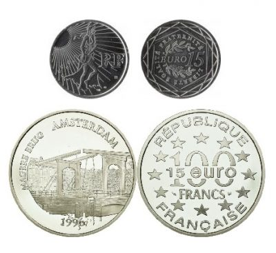 Frankrijk 15 Euro