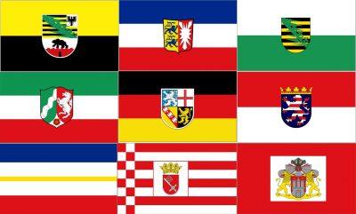 Worldcoins Germany German States