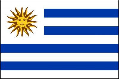 Bankbiljetten Uruguay