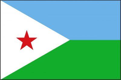 Bankbiljetten Djibouti