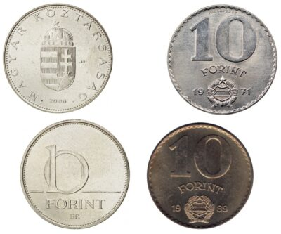 Worldcoins Hungary 10 Forint